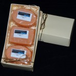 Guest soaps – box of three